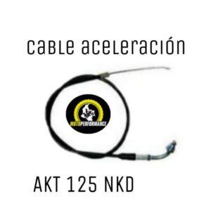 CABLE ACELERADOR 125 NKD