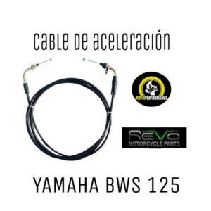 CABLE ACELERADOR BWS 125