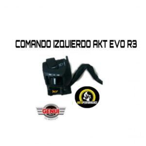 COMANDO IZQ AKT EVO R3