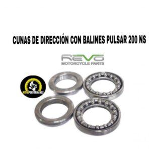 CUNA DE DIRECCION BALINES PULSAR 200 NS