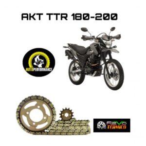 KIT DE ARRASTRE TTR 180